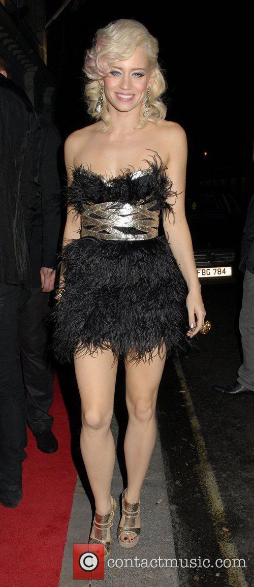 Kimberly Wyatt ITV At The Movies Oscars Party...