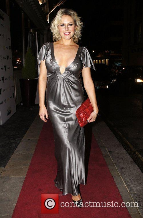 Abi Titmus  ITV At The Movies Oscars...