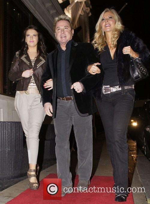 David Van Day, Sue Moxley and guest ITV...