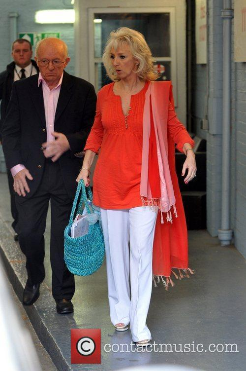 Debbie McGee and Paul Daniels at the ITV...