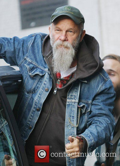 Seasick Steve and Itv Studios 1