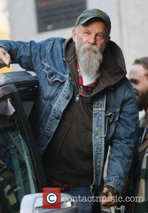 Seasick Steve and Itv Studios 3