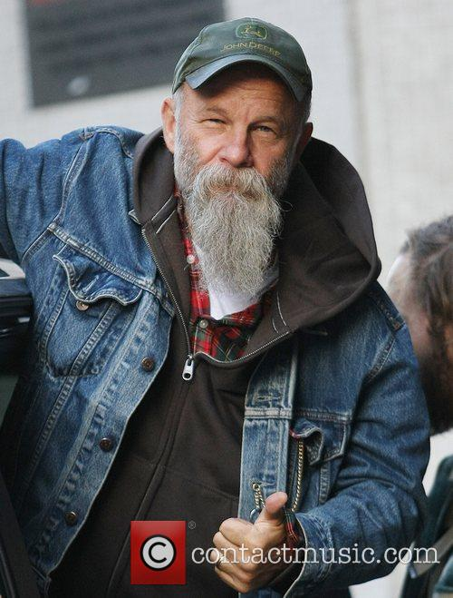 Seasick Steve and Itv Studios 2