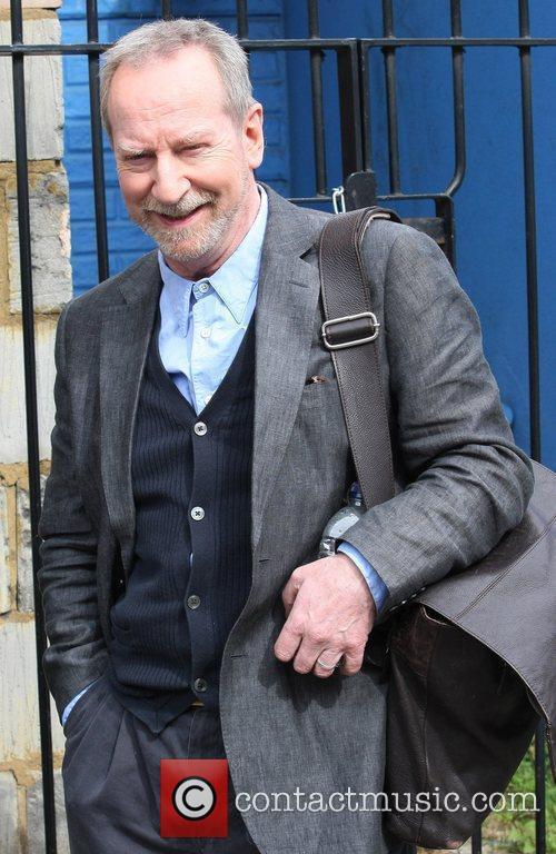 Bill Paterson  outside the ITV studios London,...