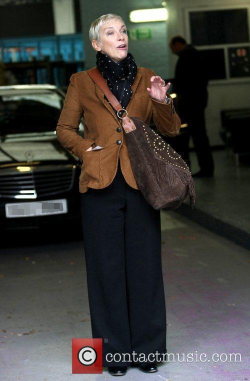 Annie Lennox and Itv Studios 2