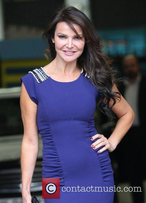 Lizzie Cundy and Itv Studios 5