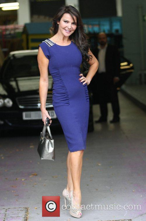 Lizzie Cundy and Itv Studios 1