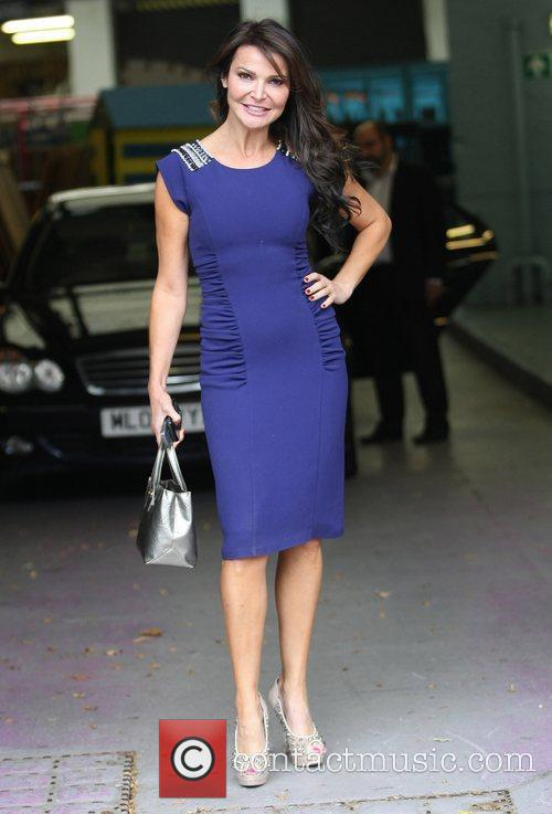 Lizzie Cundy and Itv Studios 3
