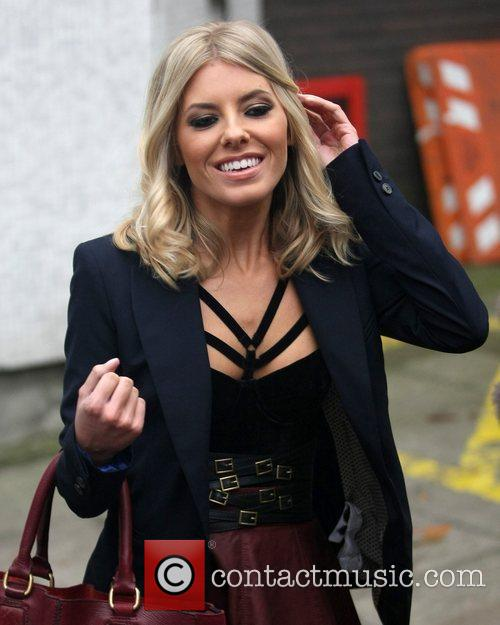 Mollie King, The Saturdays and ITV Studios 1