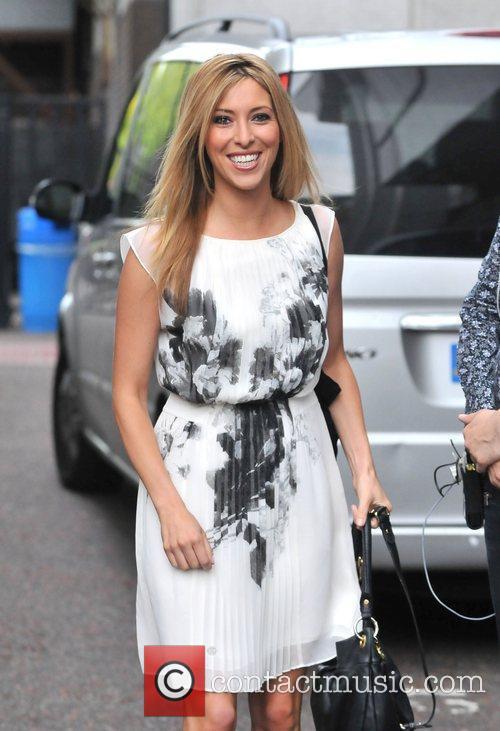Kate Walsh  outside the ITV studios London,...