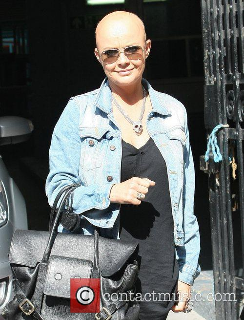 Gail Porter and Itv Studios 1