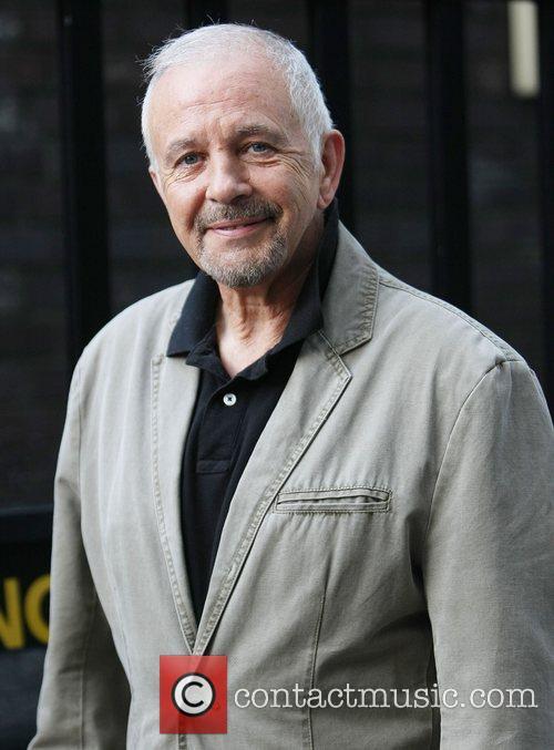 David Essex celebrities outside the ITV studios London,...