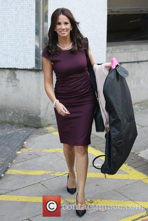 Andrea Mclean and Itv Studios 5