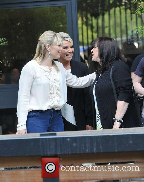Kate Thornton, Coleen Nolan and Zoe Lucker 5