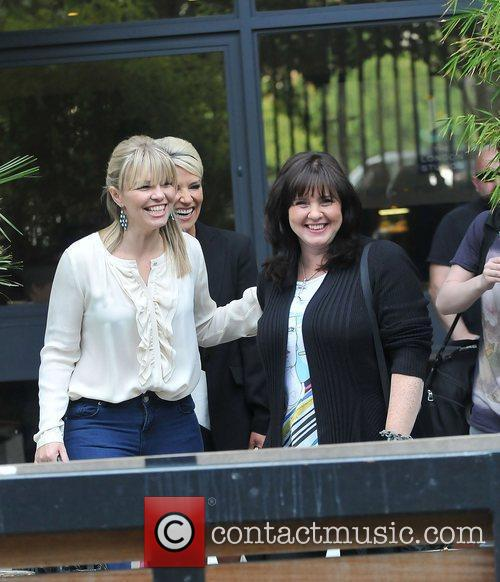 Kate Thornton, Coleen Nolan and Zoe Lucker 3