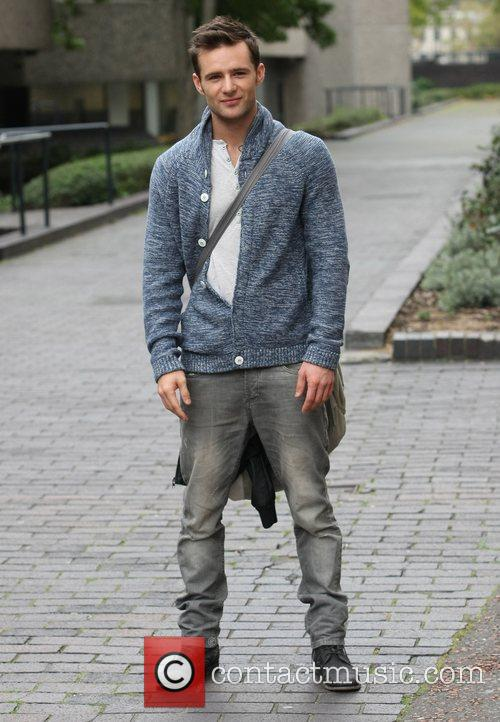Harry Judd, Mcfly and Itv Studios 7