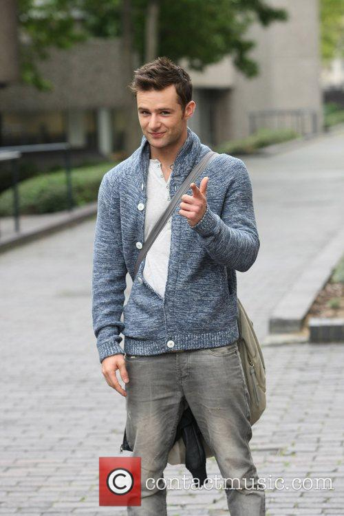 Harry Judd, Mcfly and Itv Studios 8