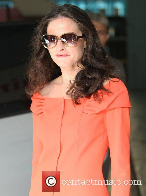 Lara Pulver and Itv Studios 2