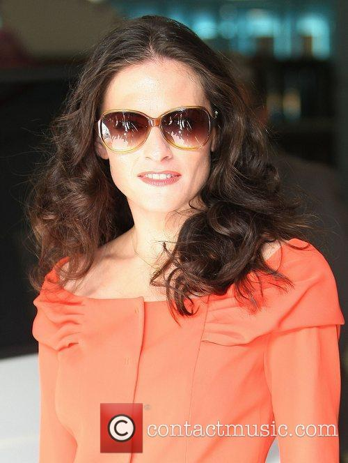 Lara Pulver and Itv Studios 5