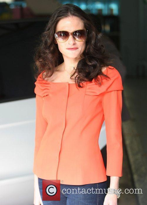 Lara Pulver and Itv Studios 4