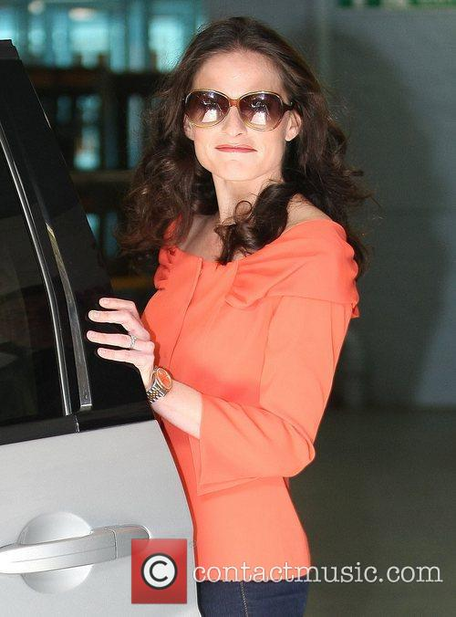 Lara Pulver and Itv Studios 6