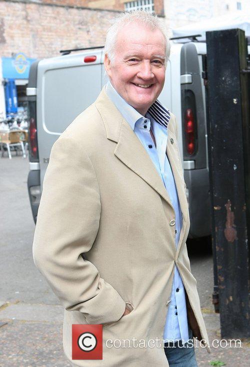 Robyn Marsh celebrities outside the ITV Studios London,...