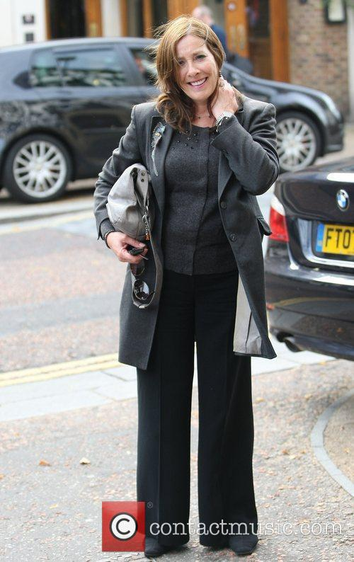 Phyllis Logan and Itv Studios 5