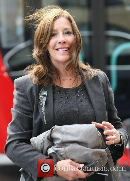 Phyllis Logan and Itv Studios 4