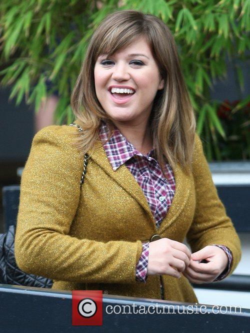 Kelly Clarkson ITV