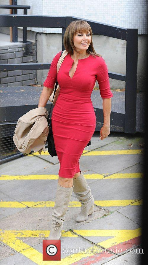 Carol Vorderman and Itv Studios 10
