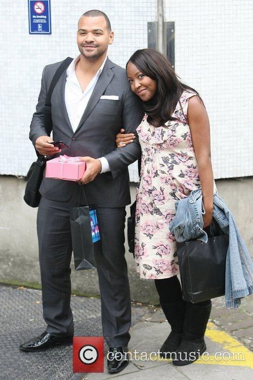 Angelica Bell, Michael Underwood and Itv Studios