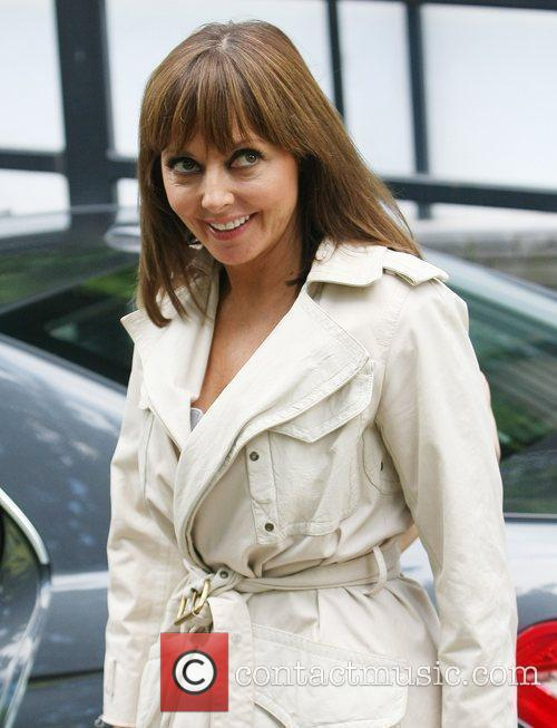 Carol Vorderman and Itv Studios 4
