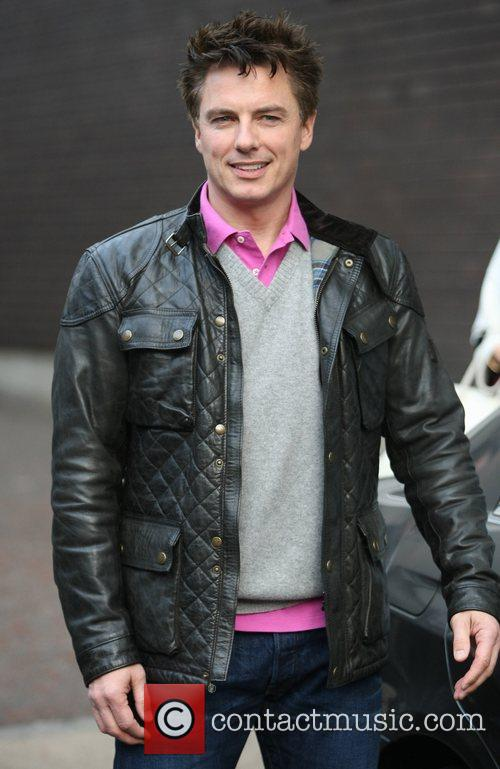 John Barrowman and Itv Studios 4