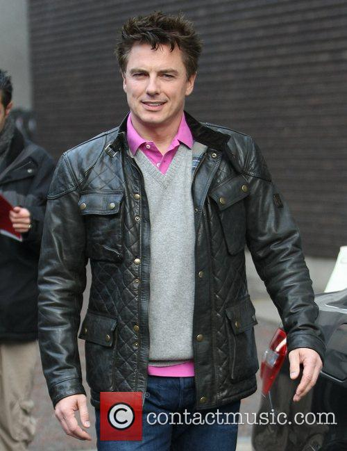John Barrowman and Itv Studios 3