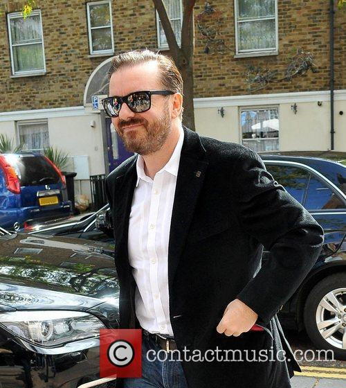 Ricky Gervais, ITV Studios
