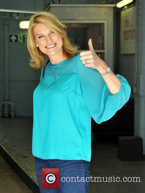 Sally Bercow at the ITV Studios London, England