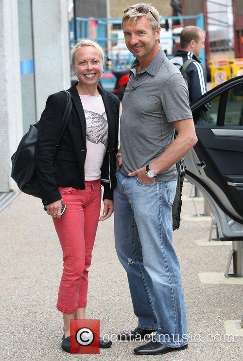 Jayne Torvill and Christopher Dean 1