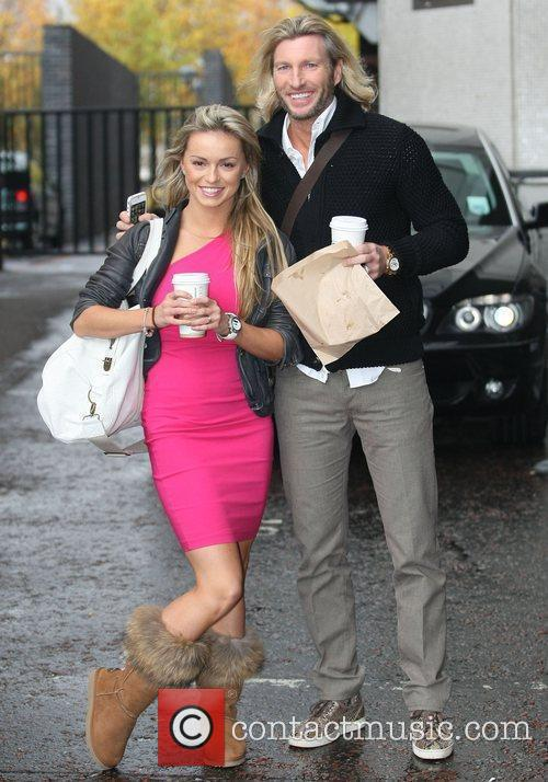 Ola Jordan, Savage and Itv Studios 5