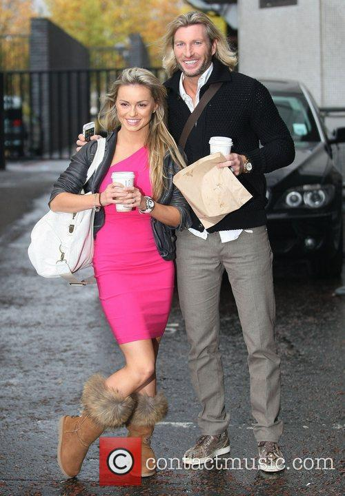 Ola Jordan, Savage and Itv Studios 2