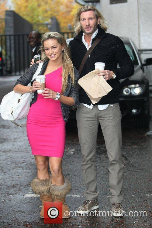 Ola Jordan, Savage and Itv Studios 6