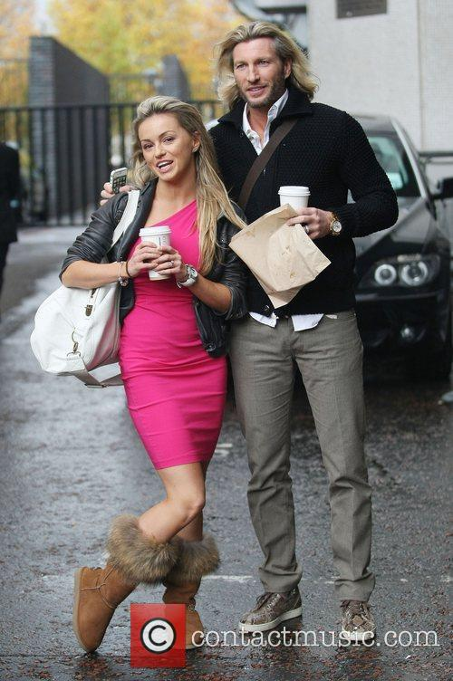 Ola Jordan, Savage and Itv Studios 4