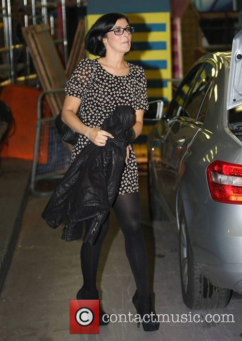Kym Marsh and Itv Studios 7