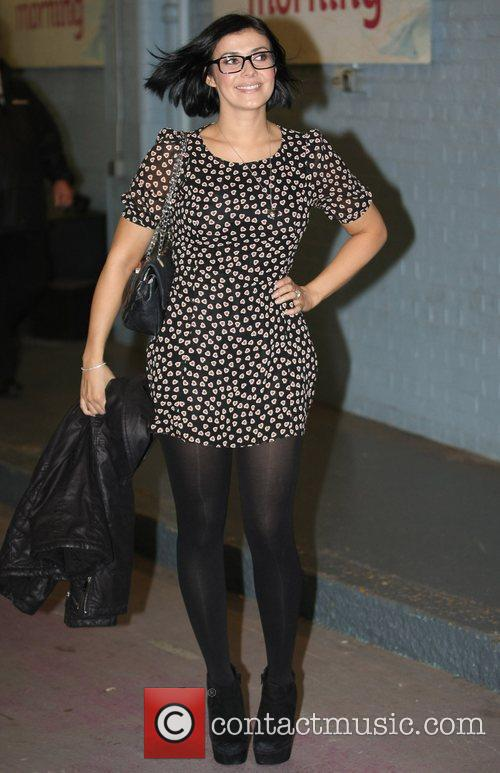 Kym Marsh and Itv Studios 4