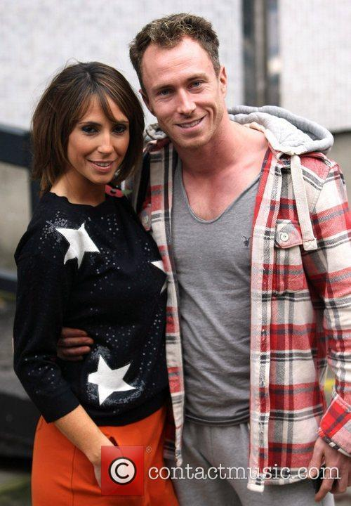 Alex Jones, Katie Price and Itv Studios 3