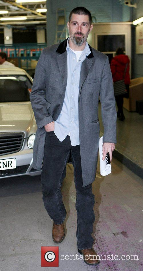 Matthew Fox and Itv Studios 2