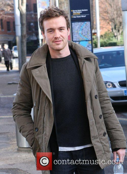 Jamie Thomas King at the ITV Studios London,...
