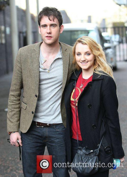 Matthew Lewis and Evanna Lynch 6