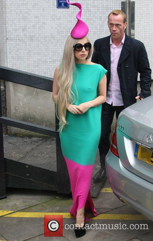 Lady Gaga and Itv Studios 6