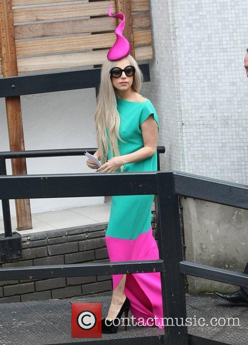 Lady Gaga and Itv Studios 9