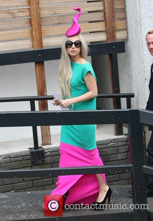 Lady Gaga and Itv Studios 8